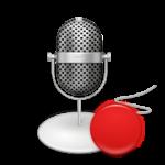 gnome-sound-recorder(サウンドレコーダー)で録音