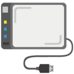 USB接続HDDへの定期バックアップ(tarによるフル、増分、差分)