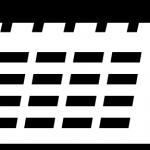 Linux のカレンダーコマンド cal